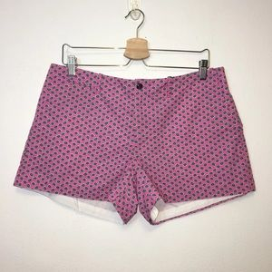Ralph Lauren Sport Pink and Green Chino Shorts NWT